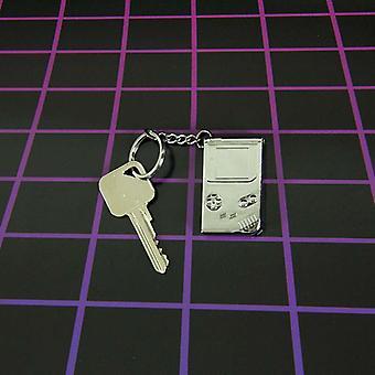 Game Boy 3D Metall Schlüsselanhänger