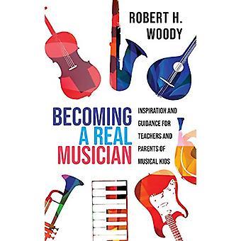 Tulossa Todellinen muusikko - Inspiraatio ja ohjaus opettajille ja P