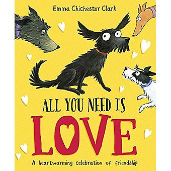 All You Need is Love by Emma Chichester Clark - 9781782957584 Book