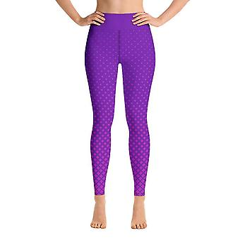 Trening Leggings | Yoga Leggings | Lilla #2