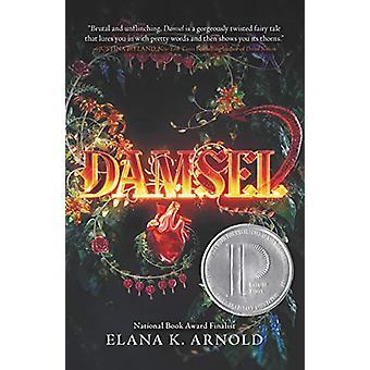 Damsel by Elana K. Arnold - 9780062742339 Book