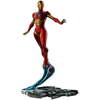 Iron Man Ironheart PVC Gallery Diorama