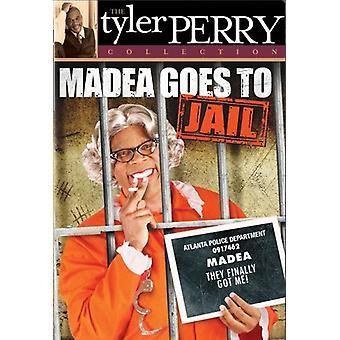 Madea Goes to Jail [DVD] USA import