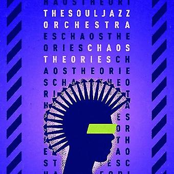 Chaos Theories [CD] USA import