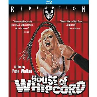 House of Whipcord [BLU-RAY] USA import