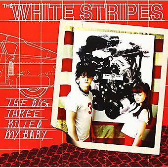 White Stripes - Big Three Killed My Baby/Red Bowling Ball Ruth [Vinyl] USA import