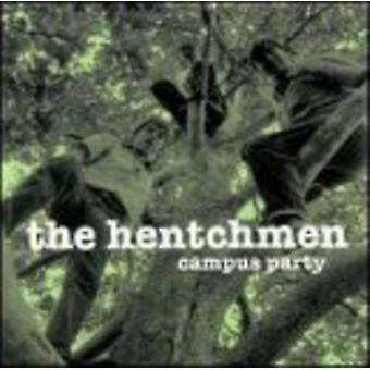 Hentchmen - Campus Party [CD] USA import