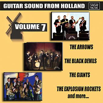 Artiste divers - Guitar Sound From Holland 7 [CD] USA import
