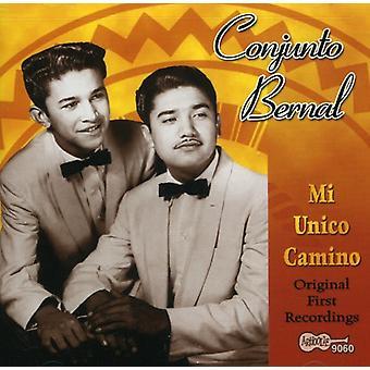 Conjunto Bernal - MI Unico Camino [CD] USA import