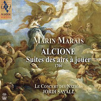 Marais/Le Concert Des Nations/Savall - Alcione-Suites Des Airs a Jouer [SACD] USA import