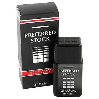 Preferred Stock After Shave By Coty 0.5 oz After Shave