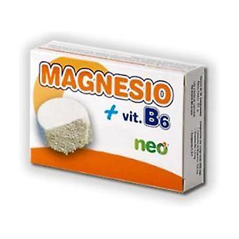Magnesium and Vitamin B6 30 tablets