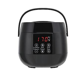 Lcd Display Smart Wax Heater For Hands Feet Wax - Personal Depilatory Skin Care Paraffin Wax Warmer Machine