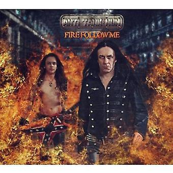Anti Tank Nun - Fire Follow Me [CD] USA import