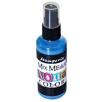 Stamperia Aquacolor Spray 60ml Light Blue