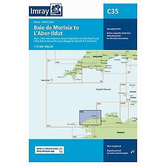 Imray Chart C35 by Imray & Imray