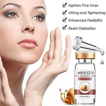 Snail Essence Care Moisturizing Anti Aging Essence Facial Cosmetics Skin Smooth Whitening Fading Spots Elasticity
