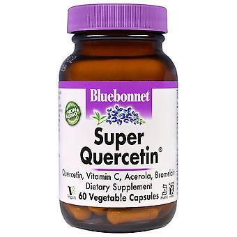 Bluebonnet Nutrition, Super Quercetin, 60 Veggie Caps