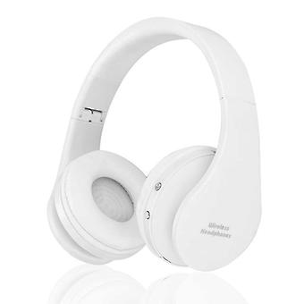 Sammenleggbar bluetooth super bass stereo headset