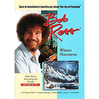 Bob Ross the Joy of Painting: Winter Nocturne [DVD] USA import