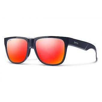 Sonnenbrille Unisex Lowdown 2    blau/rot