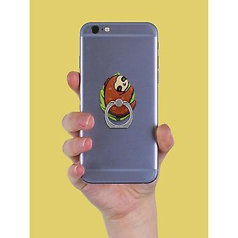 Grindstore Sleepy Sloth Phone Ring & Stand