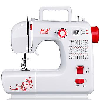 Fhsm-702 Mini Electric Multifunction Sewing Machine 30 Points