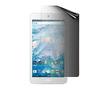 Celicious Privacy 2-Way Portrait Anti-Spy Filter Protector Film Compatible avec Acer Iconia One 7 B1-790