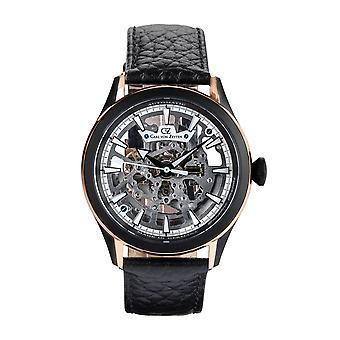 Carl von Zeyten Men's Watch Wristwatch Automatic Waldkirch CVZ0065RBK