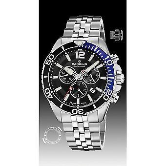 Candino Wristwatch Men's C4714/5 NEWNESS