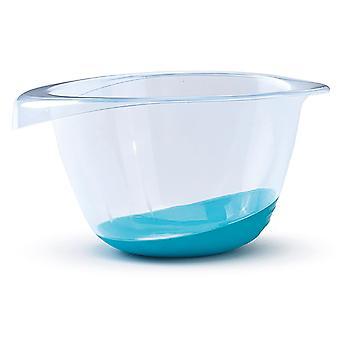 Whitefurze Premium Mixing Bowl 2L Teal H03P20T