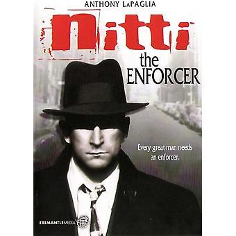 Frank netti Enforcer elokuvajuliste (11 x 17)