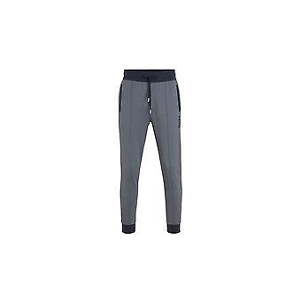 Hugo Boss Cotton Blue Tracksuit Pants