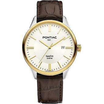 PONTIAC - Rannekello - Miehet - P20086 - DRACO