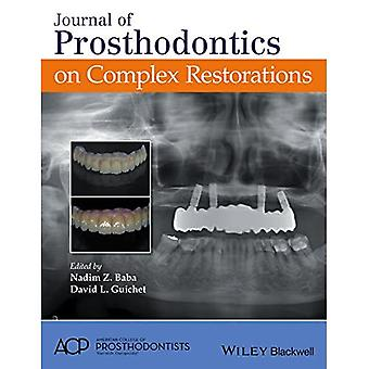 Dagboek van Prosthodontics over complexe restauraties