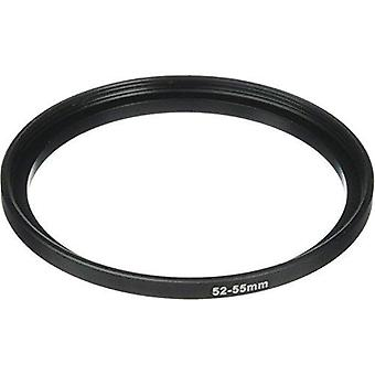 Phot-r® 52-55mm metal step-up ring adapter for camera filters and lenses 52 - 55mm
