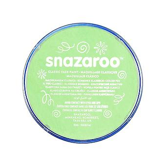 Snazaroo face and body paint, 18 ml - pale green (individual colour)