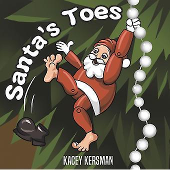 Santas Toes by Kersman & Kacey