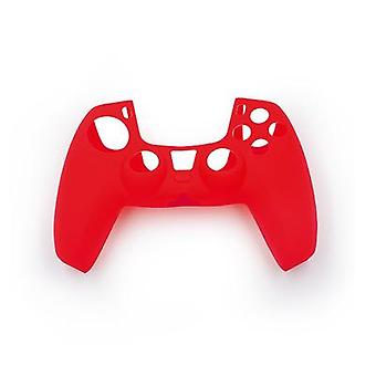 PS5 προστασία ελεγκτή σιλικόνης κόκκινο
