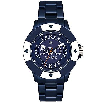 Light time watch poker l147h