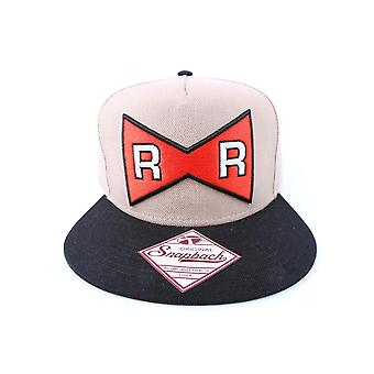 Dragon Ball Z Core OTP Rarmy Logo Snapback Cap