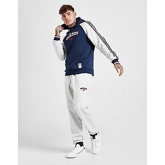 New adidas Originals Men's Collegiate Fleece Joggers Grey