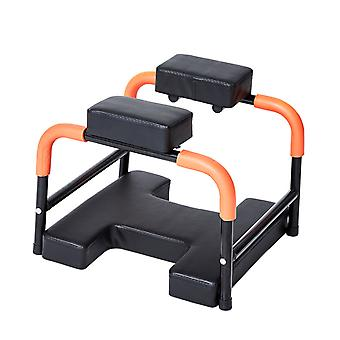 Home yoga chair handstand