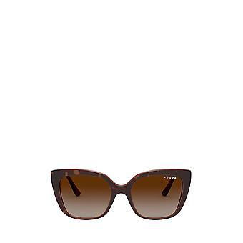 Vogue VO5337S mørke havana kvindelige solbriller