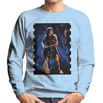 Xena Warrior Princess The Cave Men's Sweatshirt
