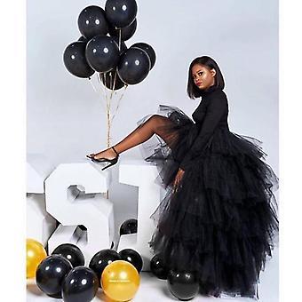 Χαμηλή φούστα κόμμα Tutu για prom