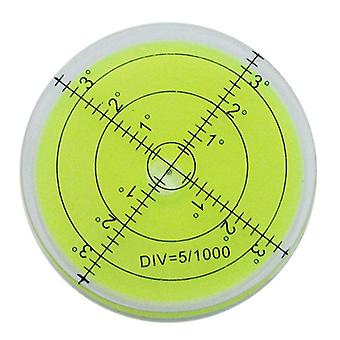 Bubble Degree Marked Surface Leveling For Camera Tripod Furniture Measuring