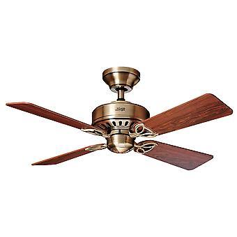 """Hunter ceiling fan Bayport Brass 107cm / 42"""""""