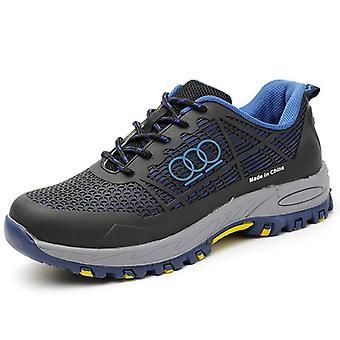 المضادة لسحق كهربائي أحذية العمل السببية
