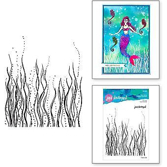 Spellbinders Sea Kelp Clear Stamp Set